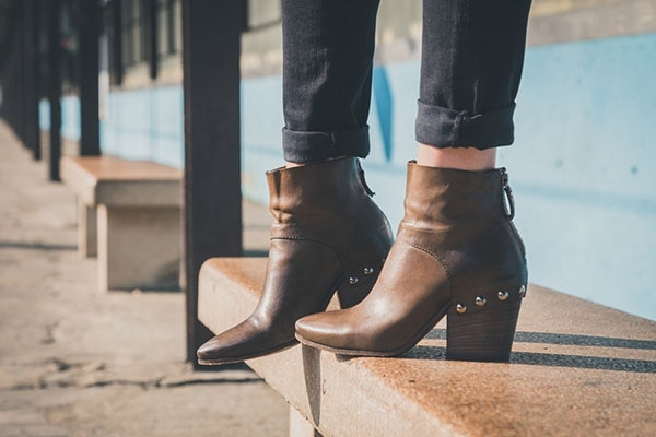 6.	Ankle Boots
