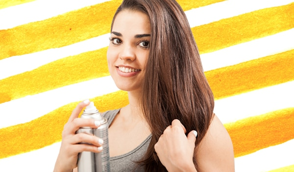 9 hair spray tips to up your styling game