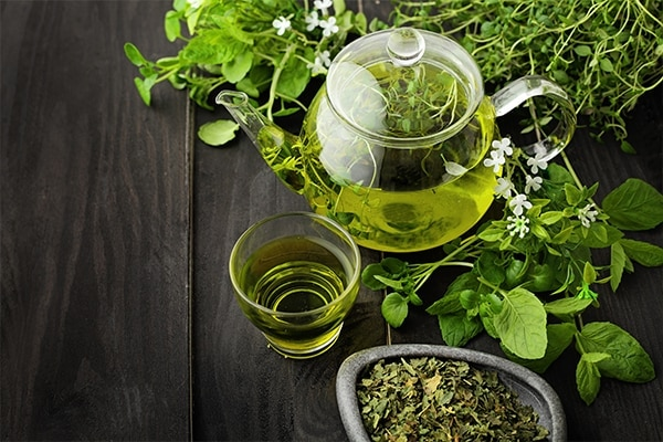 Green Tea to the Rescue!