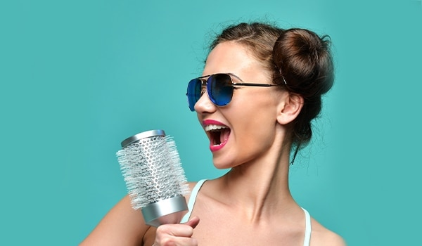 The right way to comb and brush your hair—and yes there is right way!