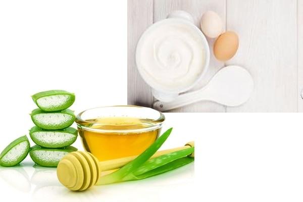 Aloe vera based skin