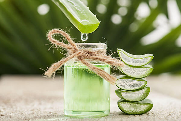 Aloe Vera Juice for Hair Loss