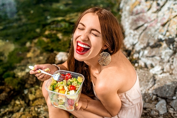 Eat your way to younger-looking skin
