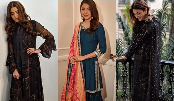 Let Anushka Sharma give you some great wedding outfit ideas