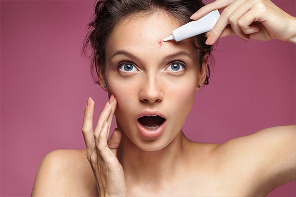 You don't want to trigger more skin issues, do you?