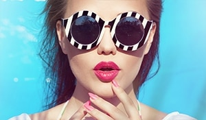 Is your favourite pair of sunglasses giving you acne?