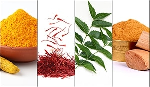 Ayurveda approved skincare ingredients to look for in your products