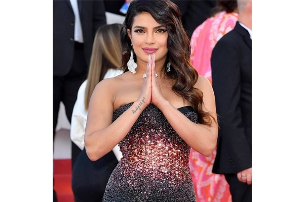 Priyanka's soft waves