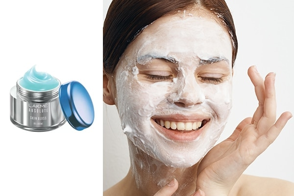 Pack an overnight mask