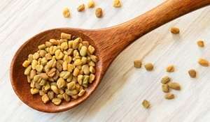 Beauty benefits of fenugreek seeds