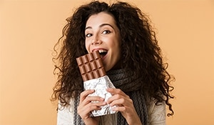 Guilt-free benefits of dark chocolate for skin, hair and health