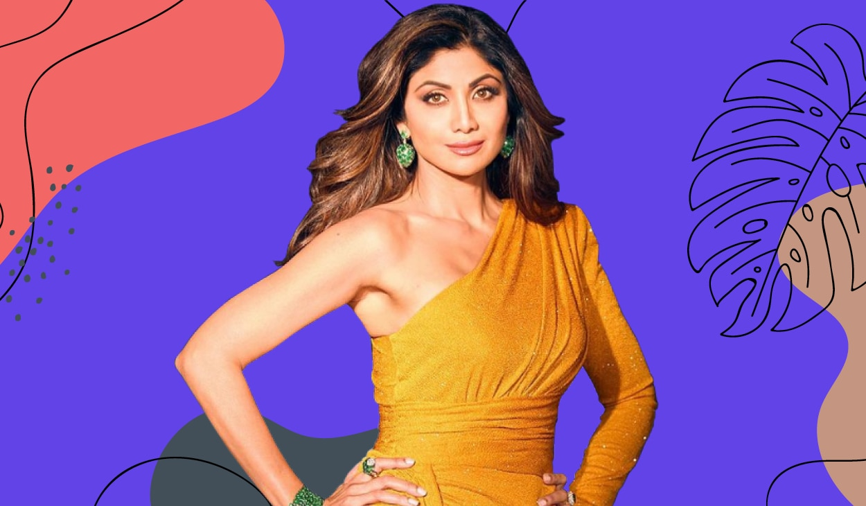 4 beauty lessons for busy moms we picked from birthday girl Shilpa Shetty Kundra