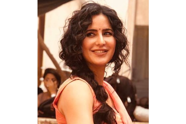 Have fun with your curls, let Katrina Kaif show you how