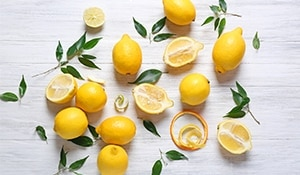 Here is some lemony goodness for the winter!