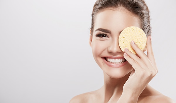 Did you know washing your face with a facial sponge can do this to your skin?