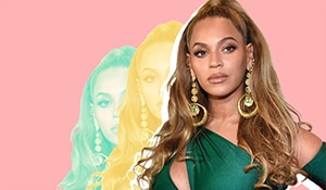 5 times birthday girl Beyoncé proved she's the ultimate Queen B with her makeup