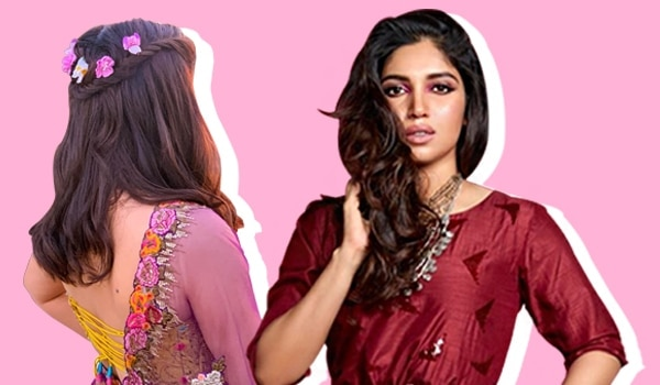 Bridesmaids-to-be, Bhumi Pednekar just dropped two looks you're going to want to copy!