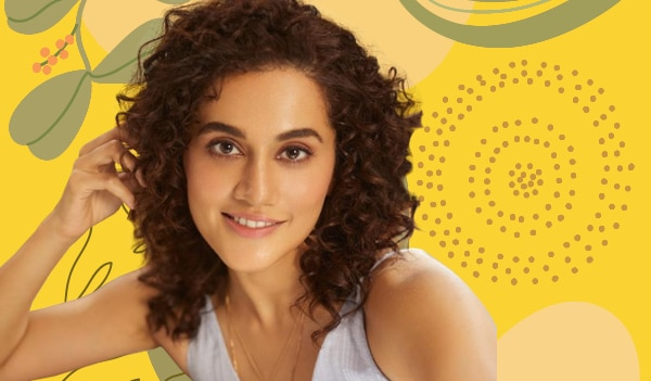 5 tips birthday girl Taapsee Pannu swears by to maintain her lovely curls