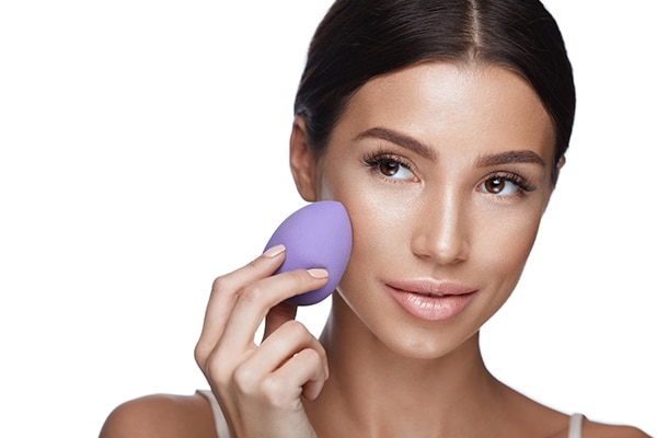 #1 Use a beauty blender