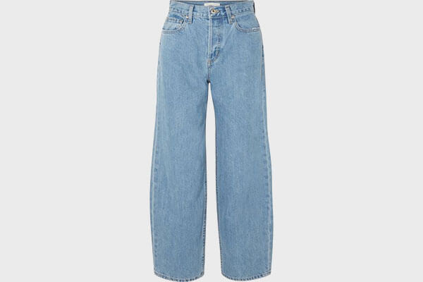 Body type to find the right jeans If you re heavy on the upper body