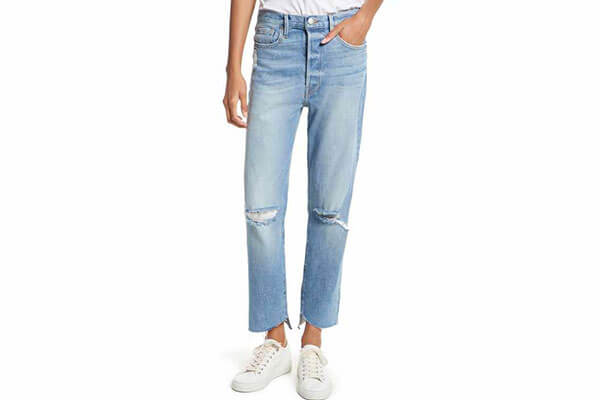 Body type to find the right jeans If you re petite