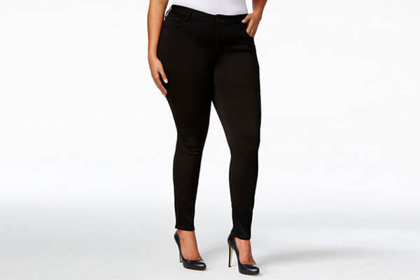 Body type to find the right jeans If you re plus size or have a broad curvy frame