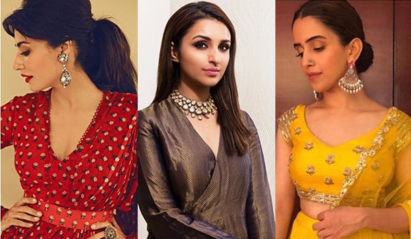 Bollywood celebs show you how to put your best dress forward this Karva Chauth