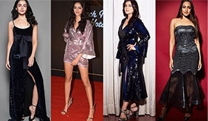 Bollywood celebs go 'heavy metal' this fall/winter
