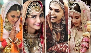 Bollywood bridal makeup looks that gave us goals X 100