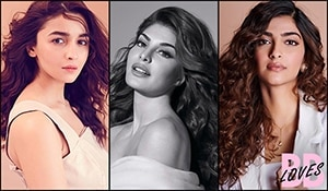 Can you hear us over the volume of these Bollywood diva's big-hair looks?