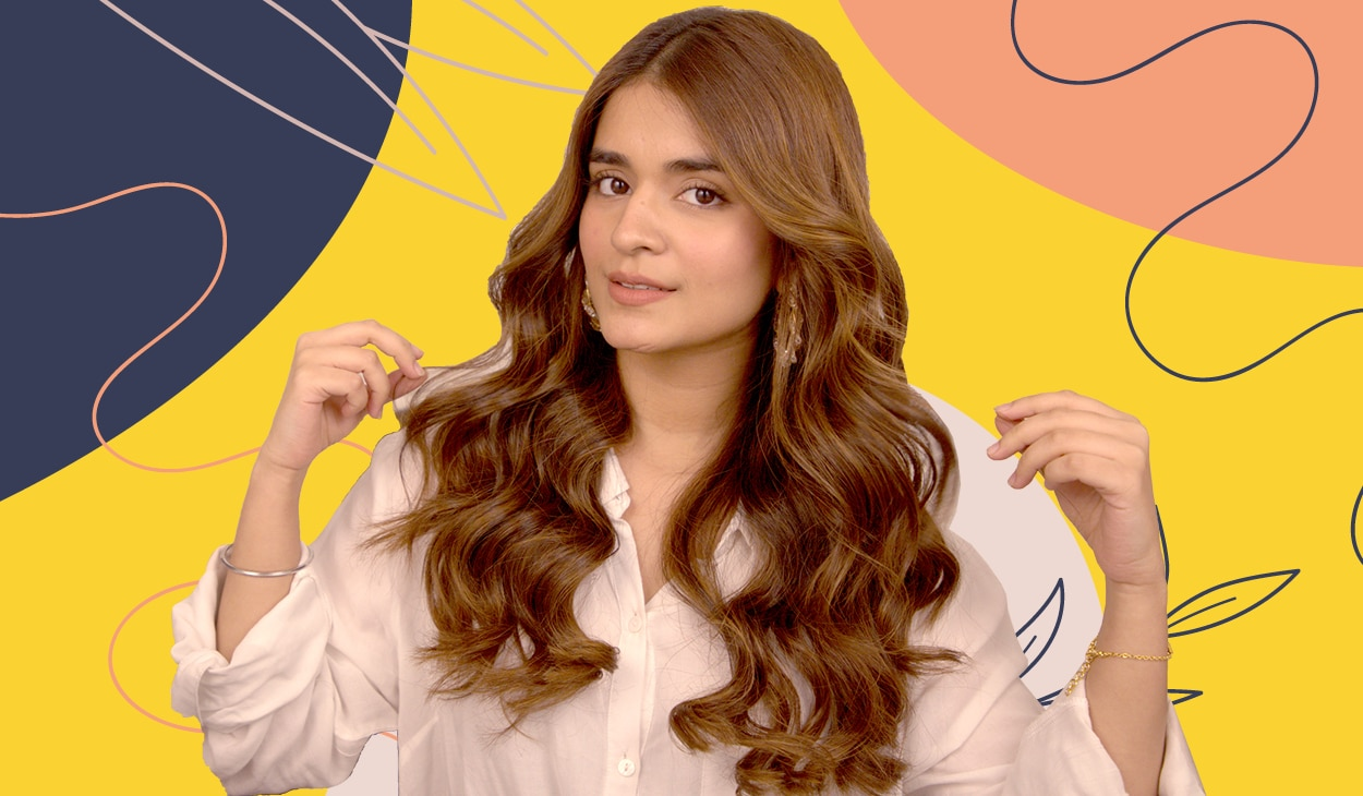 Step-by-step tutorial to create Bollywood style bouncy waves