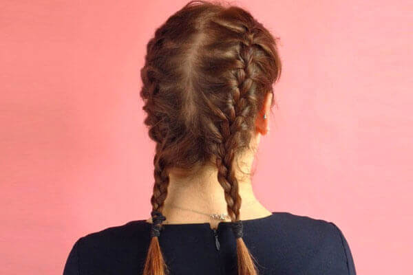 How To Style Your Hair For Running 2