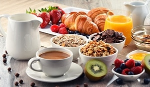 4 reasons to have a hearty breakfast