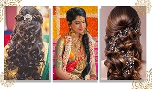 Bridal hair trends for the wedding season