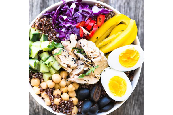 What are Buddha Bowls?