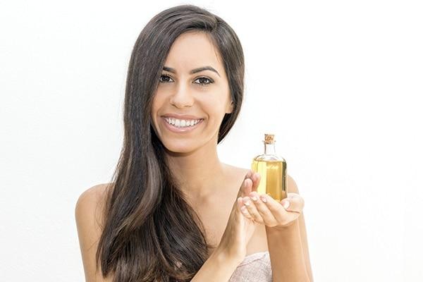 Oil your hair