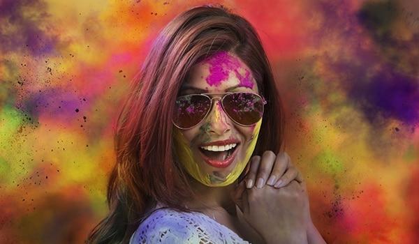 Bura Na Mano Holi Hai! Easy-breezy hair care tips for the Holi day