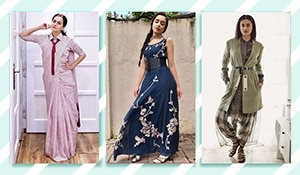 Taapsee Pannu and Shraddha Kapoor dress 'zara hatke' on their movie promotional outings