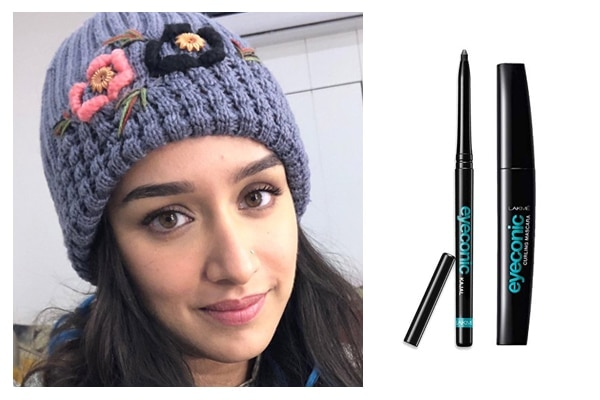 Shraddha Kapoor's minimal makeup