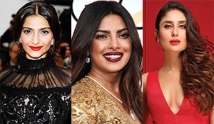 Bollywood celebrities show you how to match your red lip to your skin tone