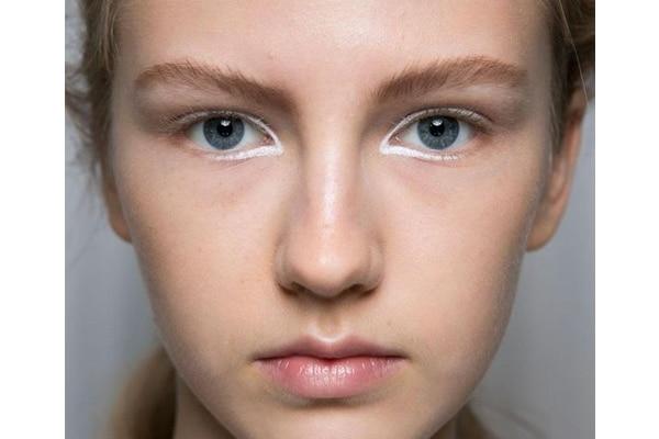 Inner Eye Makeup Trend
