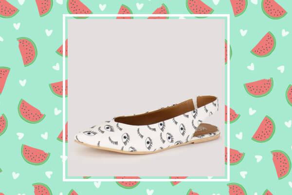 Chiara ferragni flirting eye shoes
