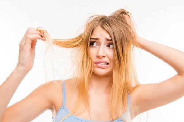 Got dry, damaged hair?