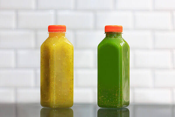 Cold-pressed juices: Nutrition on the go
