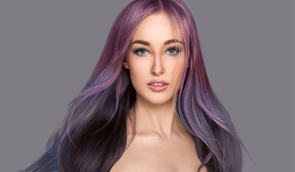 Want to find out which hair colour suits your skin tone? Find out here...