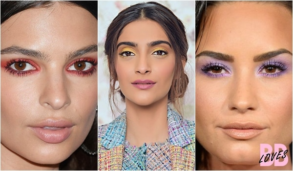 Colour me pretty—8 ways to wear colour-washed eye makeup this season