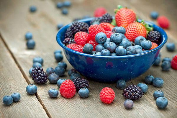 Consume antioxidant rich foods