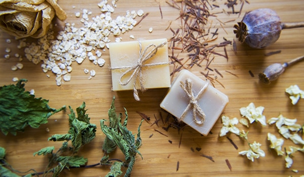 Make your own soap this winter: 3 DIY soaps for softer skin