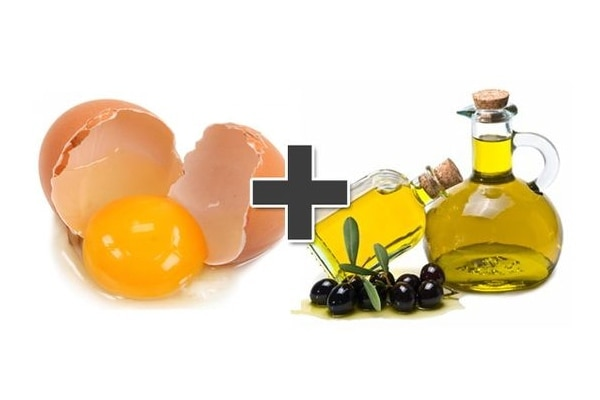 #1 Eggs and Olive Oil