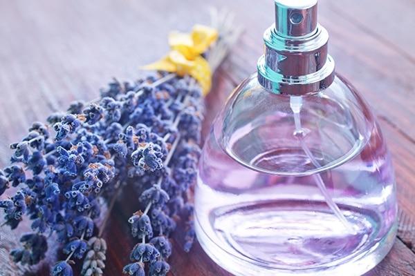 Peppermint & lavender mist for dry skin
